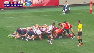 Sunwolves v Rebels Rd.4 |  Super Rugby Video Highlights