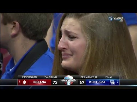 March Madness Can Quickly Turn To March Sadness