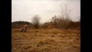 9. 2011 KTM 450 SX-F Training