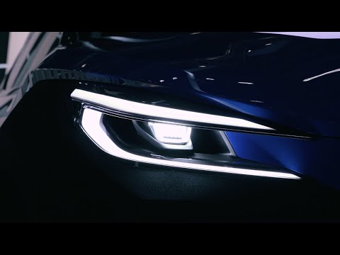 SUBARU VIZIV ADRENALINE CONCEPT: Walk around video at the Subaru Stand