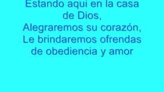 Danilo Montero La Casa De DIos Con Letras