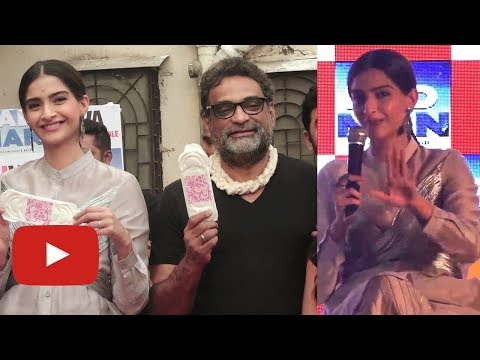 Sonam Kapoor Discusses Periods With School Girls,