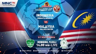 Permata Indah (INA) VS Malaka United (MLY) FT (1-4)  -  Extra Joss AFF Futsal Club 2017Subscribe Us http://bit.ly/24Ev2foFollow us on :- Twitter @official_MNCTV http://bit.ly/2fOu5Ps- Facebook MNCTV Official http://bit.ly/2edzdN2- Instagram @officialmnctv http://bit.ly/2fOBtdu