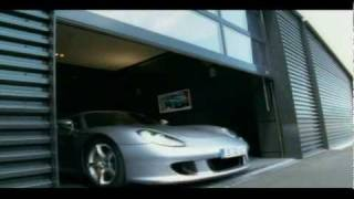Porsche Carrera GT - Dream Cars