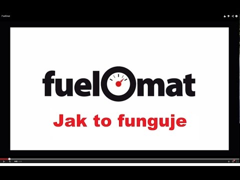 Video of FuelOmat, a.s.