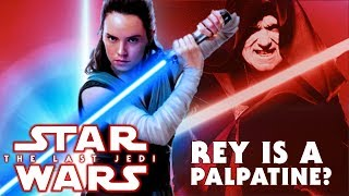 Video Last Jedi Trailer REVEALS Rey is a Palpatine? | Star Wars: The Last Jedi Speculation MP3, 3GP, MP4, WEBM, AVI, FLV Oktober 2017