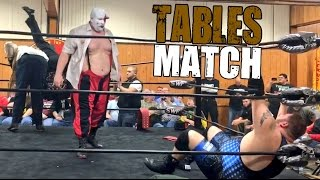 MONSTERS DESTROY YOUTUBERS IN CHAMPIONSHIP TABLES MATCH AT SWF...