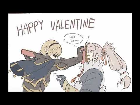 Fire Emblem - Valentine's Day Special Comic Dub