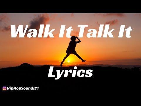 Video Migos - Walk It Talk It (Lyrics) ft. Drake download in MP3, 3GP, MP4, WEBM, AVI, FLV January 2017