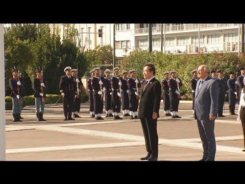 Στην Αθήνα ο πρωθυπουργός της Δημοκρατίας της Κορέας
