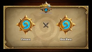 Fr0zen vs Docpwn, game 1