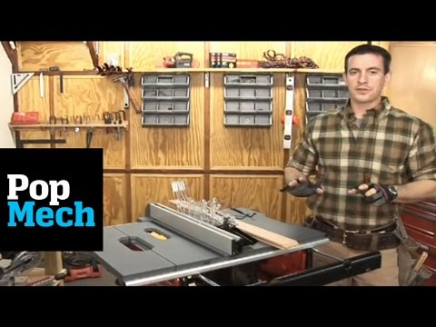 Craftsman - The Craftsman Portable Table Saw has the power and features of a full-size table saw in a compact, portable design. The telescoping handle, 6 in. wheels and ...