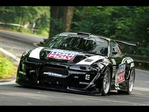 GSX - This 650 hp monster is driven by Mark Rybníček. In 2011 and 2012 Mark became the Czech Hill Climb Champion with this Mitsubishi Eclipse GSX which since 2011 ...