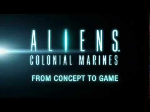 New Aliens: Colonial Marines Video Goes Inside the Alien Hive