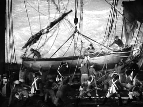 Mutiny On The Bounty Theatrical Trailer 1935