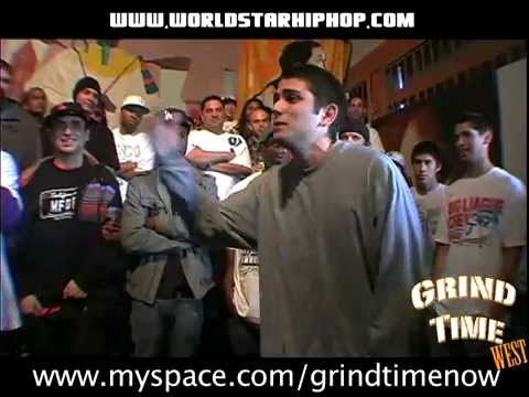 dumbfoundead - One of the main events from Battle of Los Angeles Part I, which took place on January 24, 2009 at Poject Blowed. 1-0 Dumbfoundead goes for his 2nd win agains...
