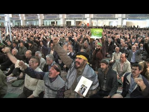 "Iran : Les manifestations contre ""Charlie Hebdo"" continuent"
