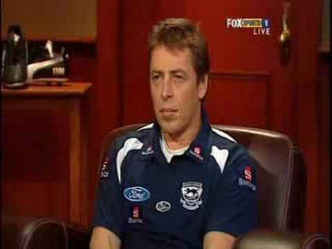 "Mark ""Bomber"" Thompson On The Couch July 2008 Part 1"