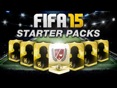 Shot - FIFA 15 Ultimate Team Starter Packs w/ Legend Shot Pack & New Silver 5 Star Skiller - FIFA 15 Ultimate Team Pack Opening ▻ Buy cheap & Instant FIFA coins at http://goo.gl/ZAX6F7 for 5% off...