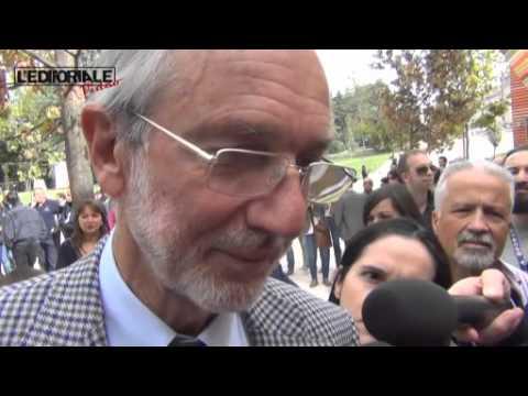 Intervista a Renzo Piano per l'inaugurazione dell'Auditorium