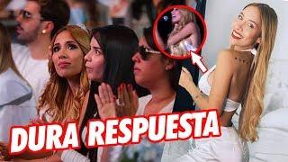 Duras Críticas a Luisa Fernanda W  Ella Responde contundentemente