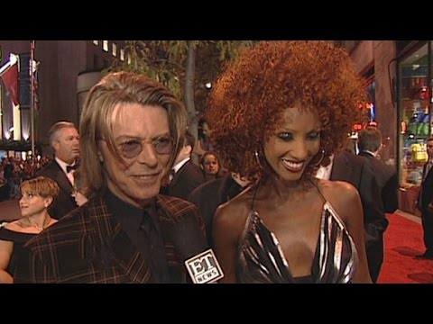 David Bowie Leaves Wife Iman $100 Million. Here Is Their Love Story
