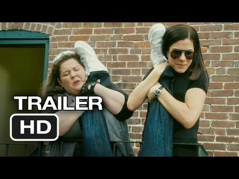 heat - Subscribe to TRAILERS: http://bit.ly/sxaw6h Subscribe to COMING SOON: http://bit.ly/H2vZUn The Heat Official Trailer #1 (2013) - Sandra Bullock Movie HD An F...