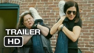 The Heat Official Trailer - Sandra Bullock Movie HD