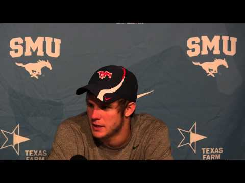 Garrett Gilbert Interview 9/15/2012 video.