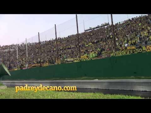 Hinchada Peñarol vs Juventud de Las Piedras - Barra Amsterdam - Peñarol
