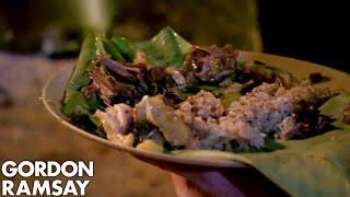 Video Gordon Ramsay Is Blown Away By Tribe's Curry | Gordon's Great Escape MP3, 3GP, MP4, WEBM, AVI, FLV Juli 2019