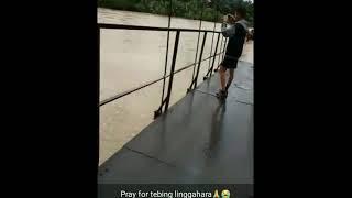 Video Putus nya jembatan tebing linggahara. Labuhan batu Rantau prapat MP3, 3GP, MP4, WEBM, AVI, FLV Maret 2019
