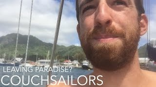 In our last sailing journal, we spent three days exploring the picture perfect island paradise of Bora Bora. We could've easy lazed around the island for a month, ...