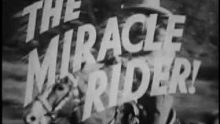 Miracle Rider - Tom Mix Serial Trailer