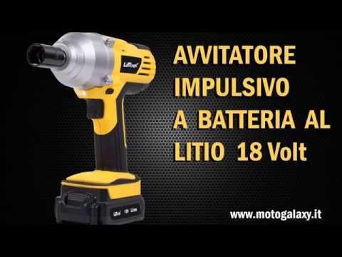 AVVITATORE MASSA BATTENTE 18V Li-ion