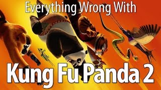 Video Everything Wrong With Kung Fu Panda 2 In 15 Minutes Or Less MP3, 3GP, MP4, WEBM, AVI, FLV Maret 2019