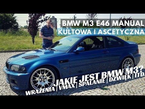 2003 BMW E46 M3 - Bawarska dziczyzna, która przybiera na wartości. TEST