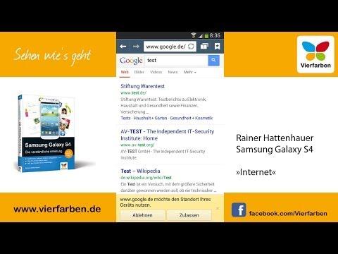 Online mit dem Smartphone [Anleitung 4 von 14]