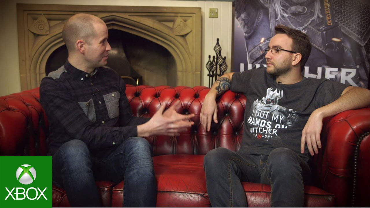 The Witcher 3: Wild Hunt- First US Hands-On Event Interview