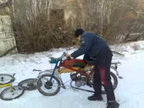 скутеры Верховина