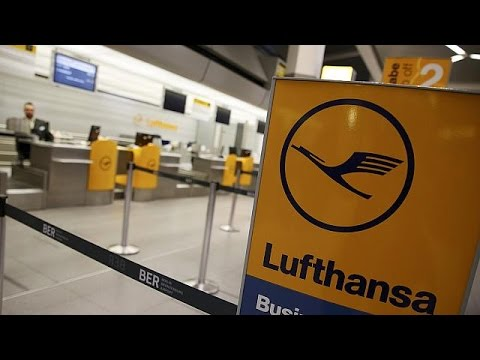Γερμανία: 48ωρη απεργία πραγματοποιούν οι πιλότοι της Lufthansa