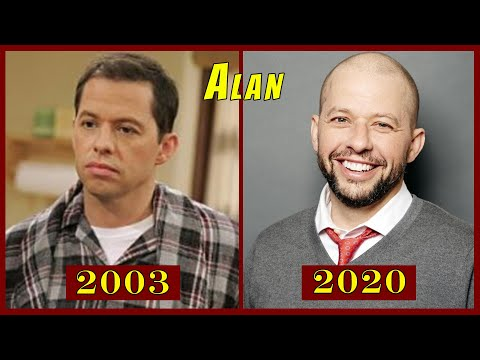 Two and a Half Men Then And Now 2020