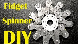 Video Fidget Spinner DIY: Easiest and Cheapest One I've Done MP3, 3GP, MP4, WEBM, AVI, FLV Mei 2017