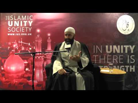 02: Crying for Imam Hussain (as) - Sheikh Ali Mehdi