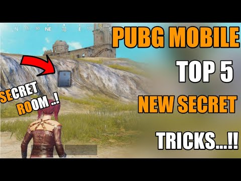 Pubg Mobile Top 5 New Secret Tips And Tricks Hindi ! Pubg Mobile Tips And Tricks