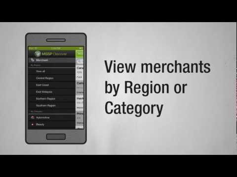 Video of MyKad Smart Shopper Discover