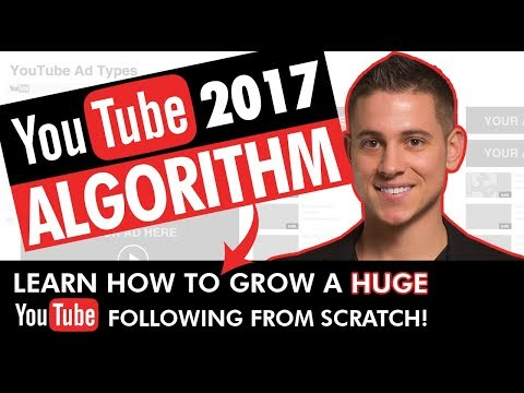 How to Rank Any YouTube Video in 2018 | How to Grow a YouTube Channel From Scratch