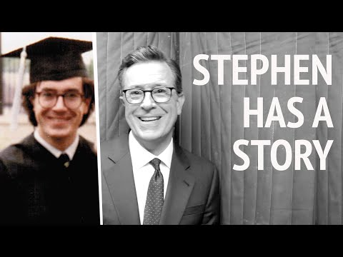 Stephen Has A Story: Graduation
