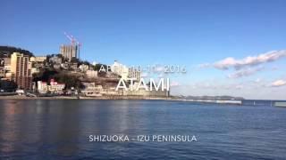 Izu / Atami Japan  city photos : Japan: Atami, Shizuoka/Izu Peninsula - 10-11Apr16