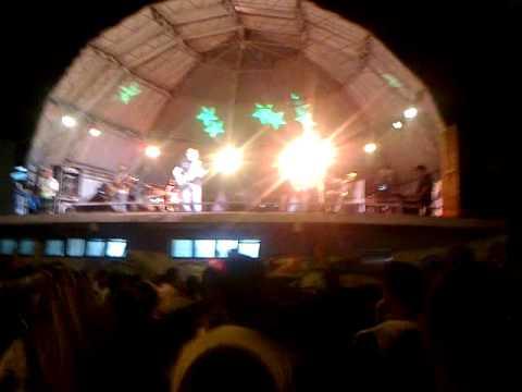 ÁGUAS PROFUNDAS. Show de David Quinlan em Jequitinhonha - Set 2012